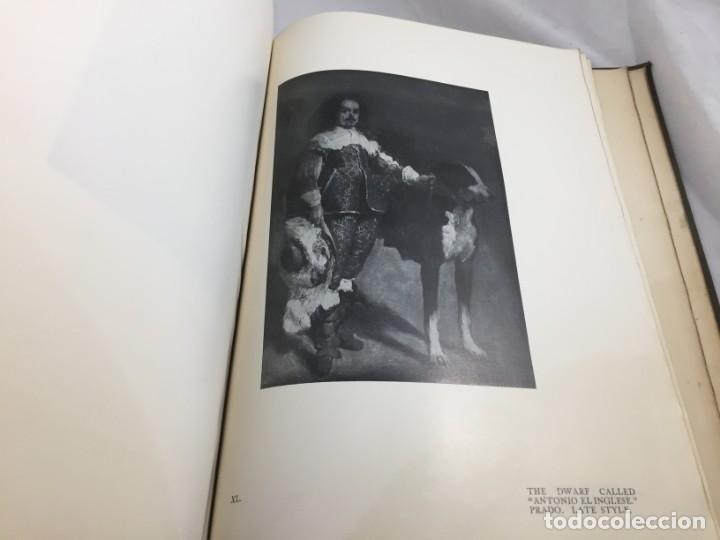 Libros antiguos: Tha Art Of Velasquez 1895 R.A.M. Stevenson 19 grabados papel especial ex-libris numerado 33/505 - Foto 17 - 138883294