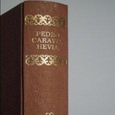 Libros antiguos: PINTORES ASTURIANOS. VENTURA ALVAREZ SALA Y CELSO GRANDA. GRAN FORMATO. Lote 139098206