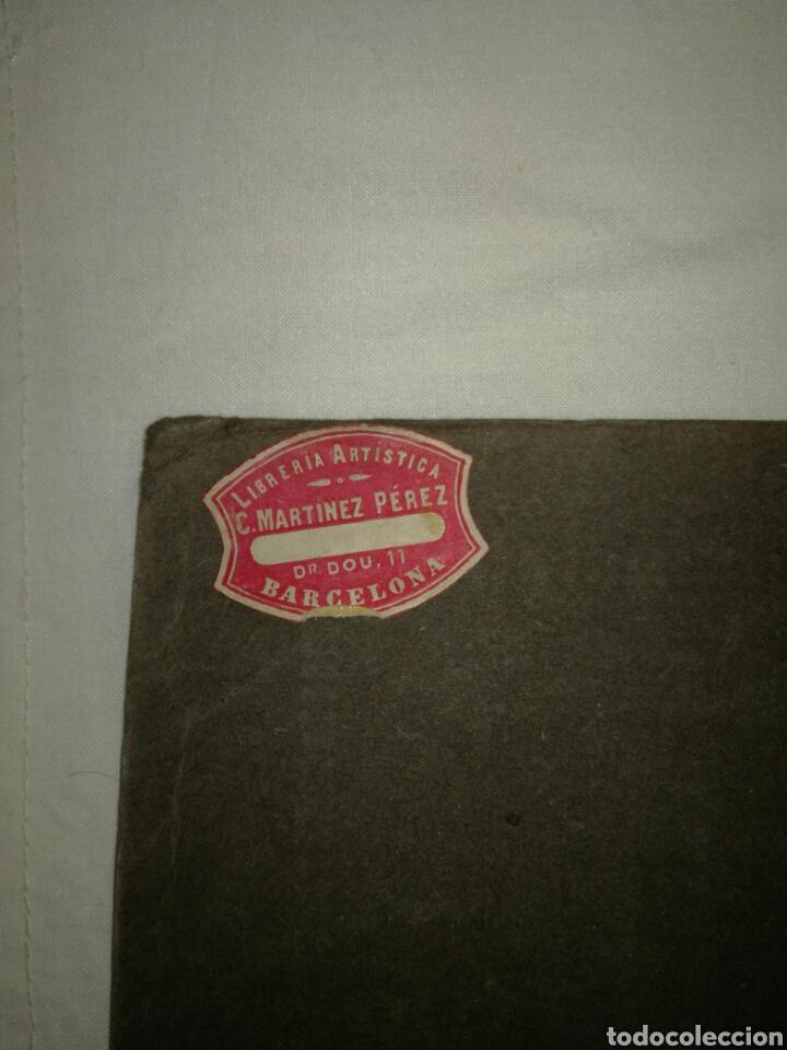 Libros antiguos: Manual de decoración Grohmann Malercien in Blumen und Ornament Serie IX - Foto 4 - 139576261