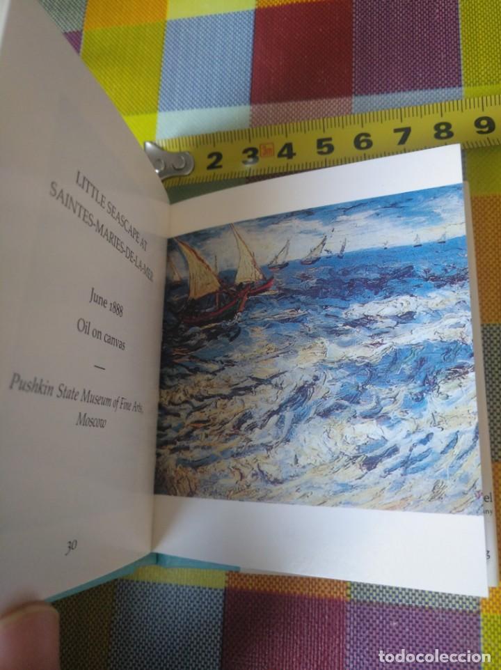 Libros antiguos: The art of Van Gogh. EEUU Libro con 32 pequeñas láminas. 80 pag - Foto 2 - 139945490