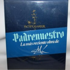 Libros antiguos: PRIMERA EDICIÓN DE PATER NOSTER POR SALVADOR DALI (RIZZOLI EDITORE) MILÁN AÑO 1966. Lote 139973514