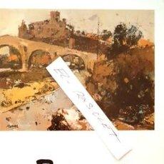 Libros antiguos: OLEOS Y ACUARELAS - R O Z A S - 16 JUNIO AL 1 JULIO 1990 -. Lote 140551878