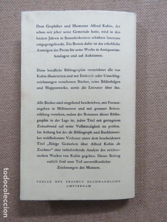 raro libro con 5 de dibujos de alfred kubin(187 - Comprar