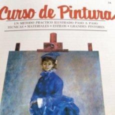 Libros antiguos: CURSO DE PINTURA ORBIS. Lote 141476182