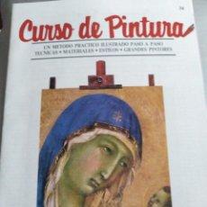 Libros antiguos: CURSO DE PINTURA ORBIS. Lote 141476246