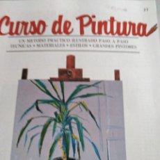 Libros antiguos: CURSO DE PINTURA ORBIS. Lote 141476426