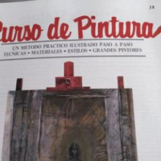 Libros antiguos: CURSO DE PINTURA ORBIS. Lote 141476474