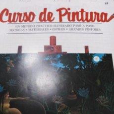 Libros antiguos: CURSO DE PINTURA ORBIS. Lote 141476634