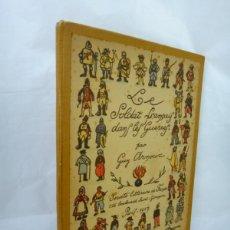 Libros antiguos: ALBUM CON 18 LITOGRAFIAS CARICATURAS A COLOR DE GUY ARNOUX (1886-1951) TODAS FIRMADAS, NOV DE 1916. Lote 141689690