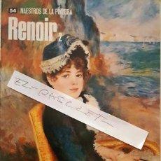Libros antiguos: REVISTA MAESTROS DE LA PINTURA Nº 54 - RENOIR 2 - 1880 - 1949. Lote 142288706