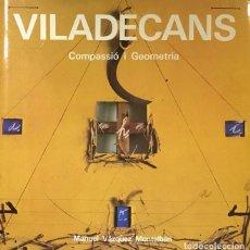 Libros antiguos: VILADECANS. Lote 142505486