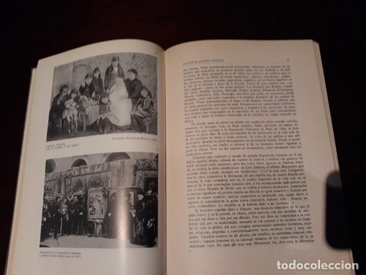 Libros antiguos: EL PINTOR JIMENEZ ARANDA / BERNARDINO DE PANTORBA . CON DEDICATORIA DEL AUTOR - Foto 6 - 142696450