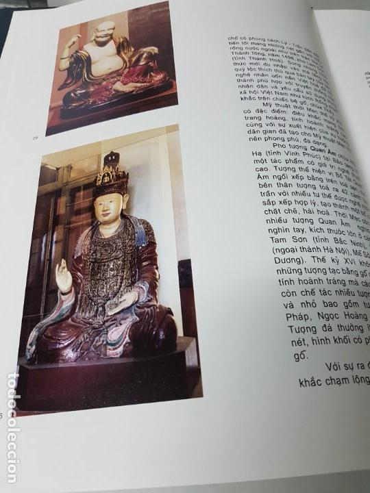 Libros antiguos: MUSEO DE VIETNAM: TAC PHAM MY THUAT - Foto 4 - 142849186