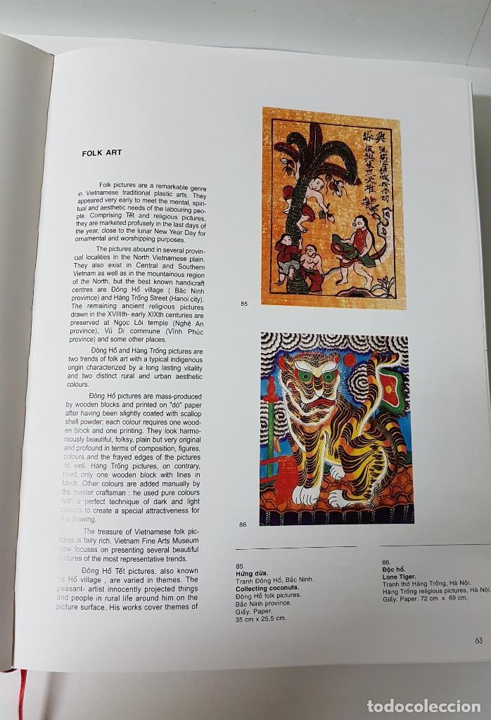 Libros antiguos: MUSEO DE VIETNAM: TAC PHAM MY THUAT - Foto 15 - 142849186