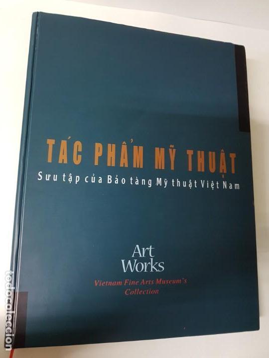 Libros antiguos: MUSEO DE VIETNAM: TAC PHAM MY THUAT - Foto 2 - 142849186