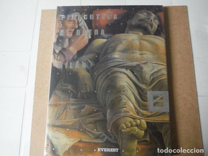 LIBRO DE ARTE PINACOTECA DE BRERA MILAN EDITORIAL EVEREST (Libros Antiguos, Raros y Curiosos - Bellas artes, ocio y coleccion - Pintura)