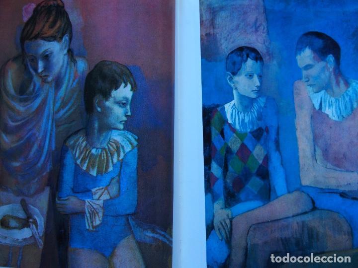 Libros antiguos: La obra pictórica completa de Picasso azul y rosa - Alberto Moravia - Paolo Lecaldano - Foto 6 - 144243114