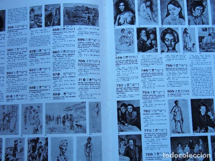 Libros antiguos: La obra pictórica completa de Picasso azul y rosa - Alberto Moravia - Paolo Lecaldano - Foto 9 - 144243114