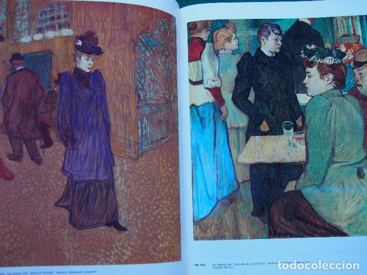 Libros antiguos: La obra pictórica completa de Toulouse Lautrec- Giorgio Caproni - G. M. Sugana - Foto 3 - 249523385