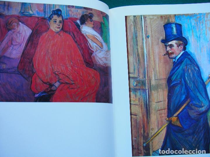 Libros antiguos: La obra pictórica completa de Toulouse Lautrec- Giorgio Caproni - G. M. Sugana - Foto 4 - 249523385