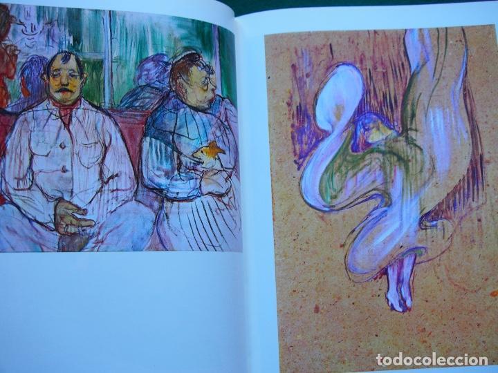 Libros antiguos: La obra pictórica completa de Toulouse Lautrec- Giorgio Caproni - G. M. Sugana - Foto 5 - 249523385