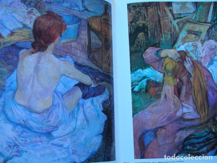 Libros antiguos: La obra pictórica completa de Toulouse Lautrec- Giorgio Caproni - G. M. Sugana - Foto 7 - 249523385