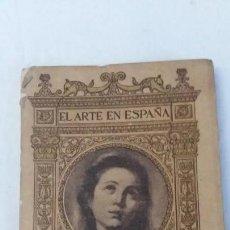 Libros antiguos: EL ARTE EN ESPAÑA, MUSEO DE PINTURA DE SEVILLA. Lote 146409010