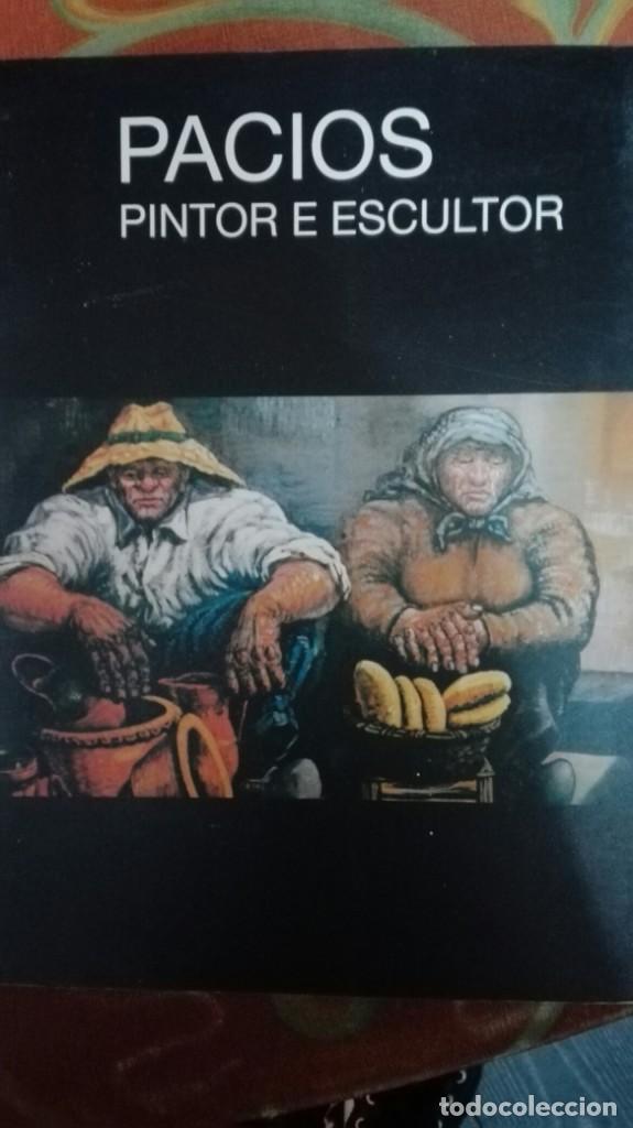 PACIOS PINTOR Y ESCULTOR FUNDACION CAIXA GALICIA 103 PAGINAS ADOLFO ABEL VILELA (Libros Antiguos, Raros y Curiosos - Bellas artes, ocio y coleccion - Pintura)
