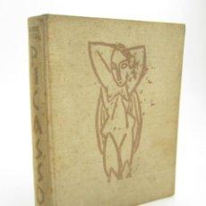 Libros antiguos: PICASSO, MAURICE RAYNAL, 1922, CON DEDICATORIA PERSONAL, PARIS. 18X23CM. Lote 210557416