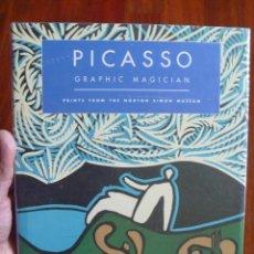 Libros antiguos: PICASSO GRABADOS PINTURAS NORTON MUSEUM PICASSO PRINTS EDICIÓN COLECCIONISTA ÚNICA EN TODOCOLECCIÓN. Lote 147606410