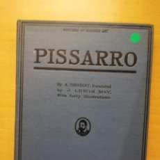 Libros antiguos: PISSARRO. MASTERS OF MODERN ART (BY A. TABARANT) 1925. Lote 147619418