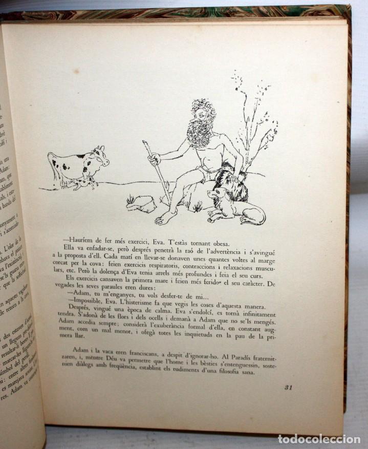 Libros antiguos: LHUMOR A LA BARCELONA DEL NOUCENTS-XAVIER NOGUÉS-ENCUADERNACIÓN DE LUJO. - Foto 6 - 147643522