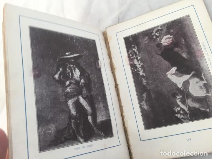 Libros antiguos: Eugenio Lucas por R Balsa de la Vega Madrid 1911 ilustrado - Foto 10 - 147815158
