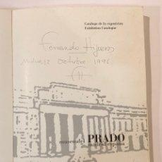 Libros antiguos: MUSEO DEL PRADO(25 €). Lote 115527323