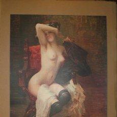 Libros antiguos: AGEN, BOYER D': LA BEAUTE DE LA FEMME DANS L'ART (ARTE, DESNUDOS FEMENINOS). Lote 39838248