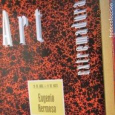 Libros antiguos: ART EXTREMADURA , EXPO 92 PABELLON DE EXTREMADURA CAJA DE MADERA CON 25 CUADERNILLOS. Lote 150497918