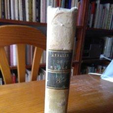 Libros antiguos: C. P. LANDON, ANNALES DU MUSÉE ET DE L'ÉCOLE MODERNE DES BEAUX-ARTS. 72 GRABADOS. AÑO 1805. T. VIII. Lote 151383650