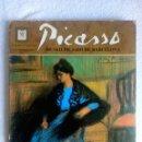 Libros antiguos: PICASSO *MUSEO PICASSO DE BARCELONA * 1º EDICIÓN 1986 REPORTAJE 143 FOTOGRAFÍAS. Lote 153183042