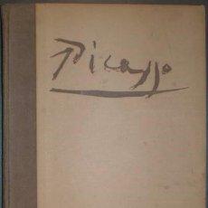 Libros antiguos: LEVEL, ANDRÉ: PICASSO. PARIS, LES EDITIONS G.CRÈS ET C 1928.. Lote 153564130