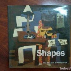 Libros antiguos: SHAPES. MUSEO MOMA DE NUEVA YORK.. Lote 155415346