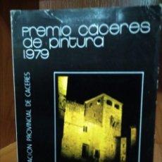 Libros antiguos: PREMIO CÁCERES DE PINTURA 1979. Lote 155826102