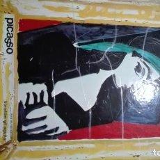 Libros antiguos: PICASSO. JUAN ANTONIO GAYA NUÑO. DOS TOMOS CON ESTUCHE. ED.AGUILAR. EDICIÓN ESPECIAL.. Lote 156869006
