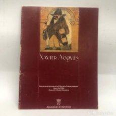 Alte Bücher - CATALOGO ARTE XAVIER NOGUÉS PINTURES MURALS GALERIES LAIETANES BARCELONA/ N-8328 - 156887618