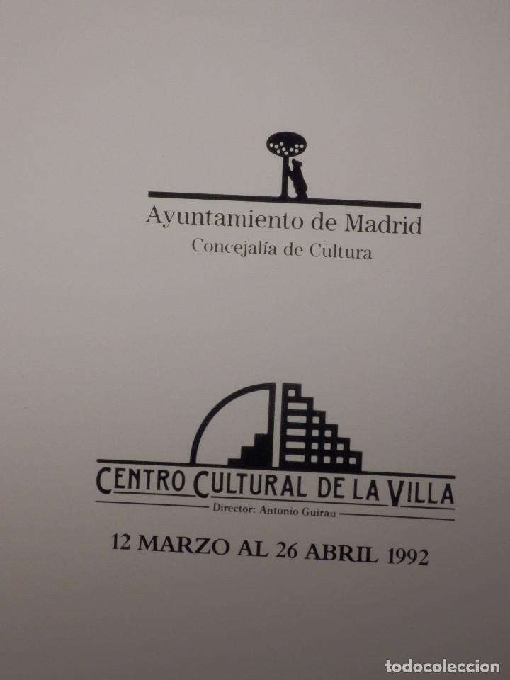 Libros antiguos: Retratos de Madrid Villa y Corte - Ayuntamiento de Madrid - 1992 - Foto 2 - 156944562