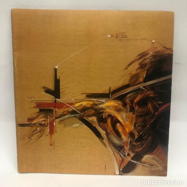 CATÁLOGO ARTE EXPOSICIÓ CRUSPINERA UNA SINTESI DEL MOVIMENT DAU AL SET / N-8351 (Libros Antiguos, Raros y Curiosos - Bellas artes, ocio y coleccion - Pintura)
