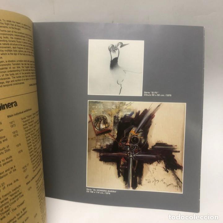 Libros antiguos: CATÁLOGO ARTE EXPOSICIÓ CRUSPINERA UNA SINTESI DEL MOVIMENT DAU AL SET / N-8351 - Foto 3 - 157687742