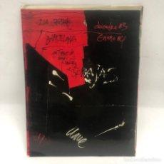 Libros antiguos: CATÁLOGO ARTE EXPOSICIÓN ENTORN ODE UNA PINTURA EN BARAJAS SALA GASPAR / N-8352. Lote 157688514