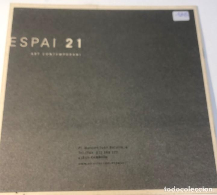 Libros antiguos: CATÁLOGO ARTE - EXPOSICIÓN REGINA GIMÉNEZ - ESPAI 21 - AÑO 2002 / N-8373 - Foto 2 - 157814026