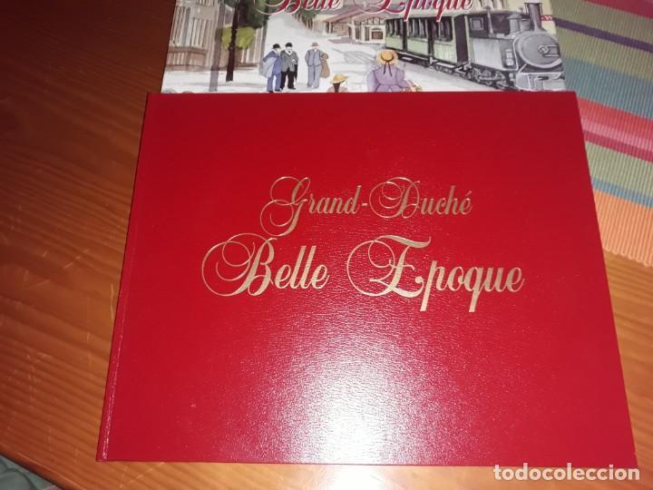 Libros antiguos: Libro de Acuarelas de Luxemburgo de André Flori Grand-Duché Belle Epoque - Foto 2 - 158127406