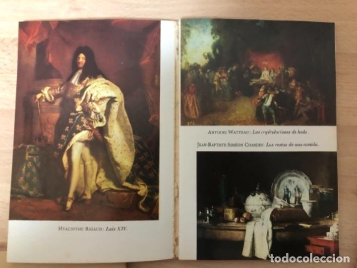 Libros antiguos: LOTE DE 3 LIBROS , CIEN OBRAS MAESTRAS DE LA PINTURA , VELÁZQUEZ , Y AMOR TERCER MILENIO . - Foto 4 - 158364906